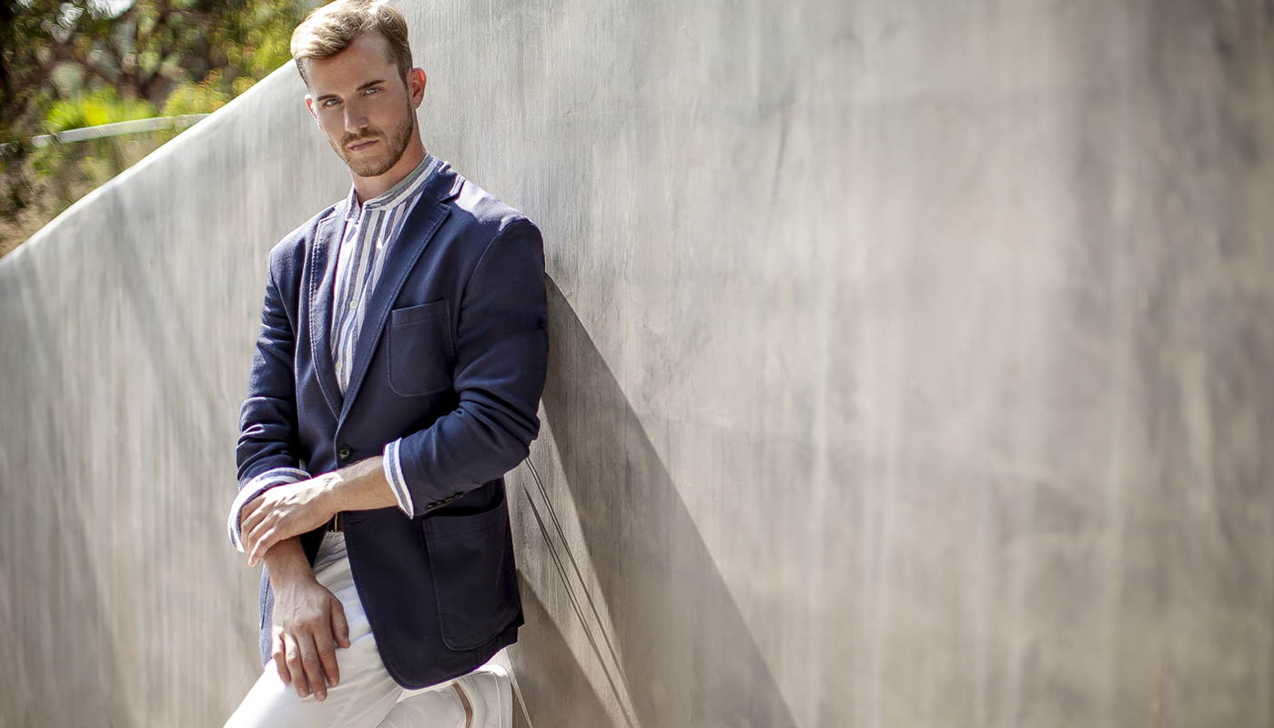 SportCoat Homepage Banner
